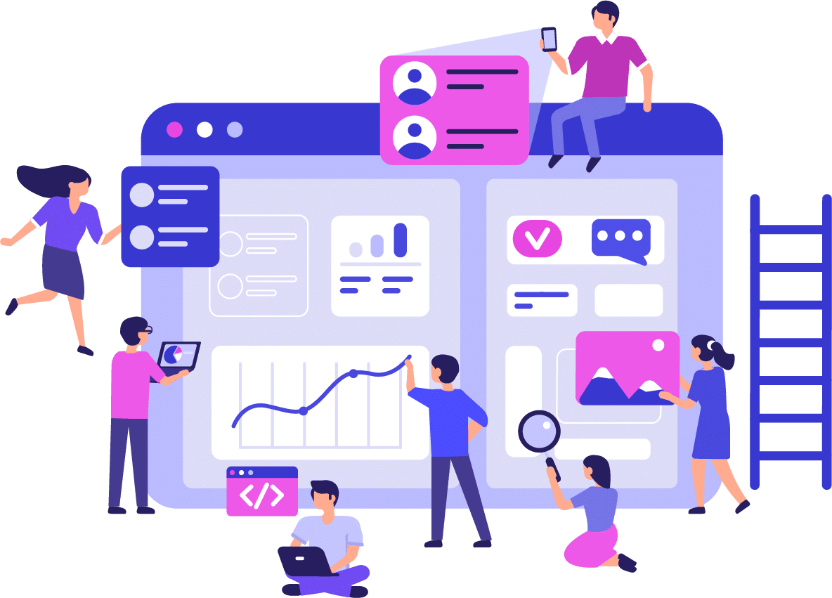 Web design Aachen for self-employed