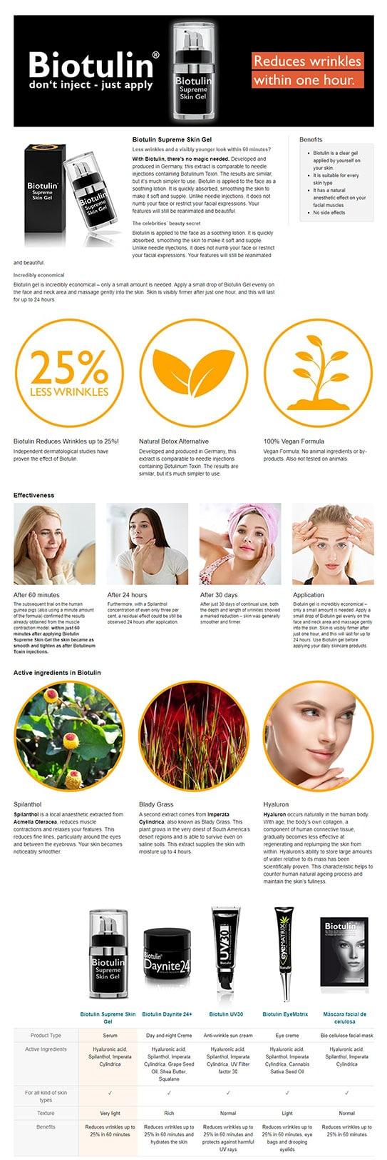screencapture amazon BIOTULIN Supreme Reduces Wrinkles Treatment dp B00TOGEGCY ref sr 1 5 2021 07 08 15scdd 35 50 1