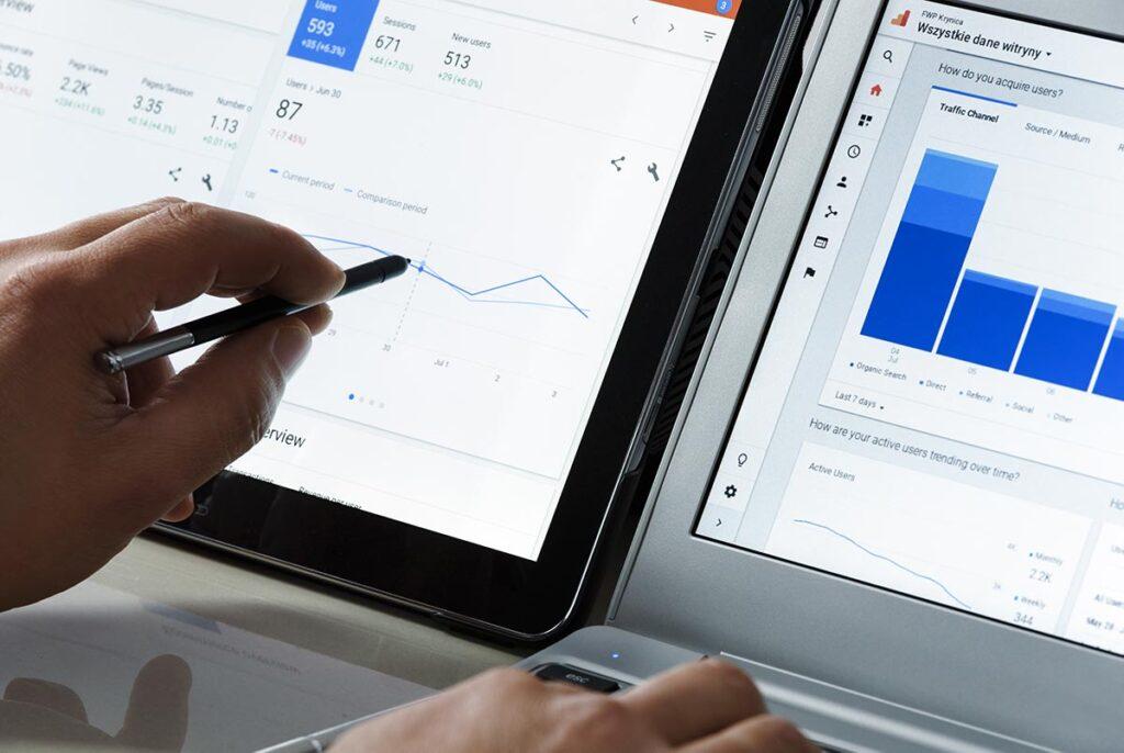Eine Google Ads Werbekampagne kann für schnelle Ergebnisse sorgen